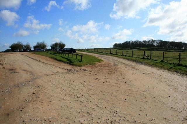Badbury Rings Car Park