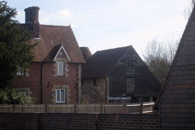 Scocus Oast Scocus Farm Five Ashes 169 Oast House