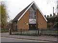 SD7713 : St Hilda's Catholic Church, Tottington by David Dixon