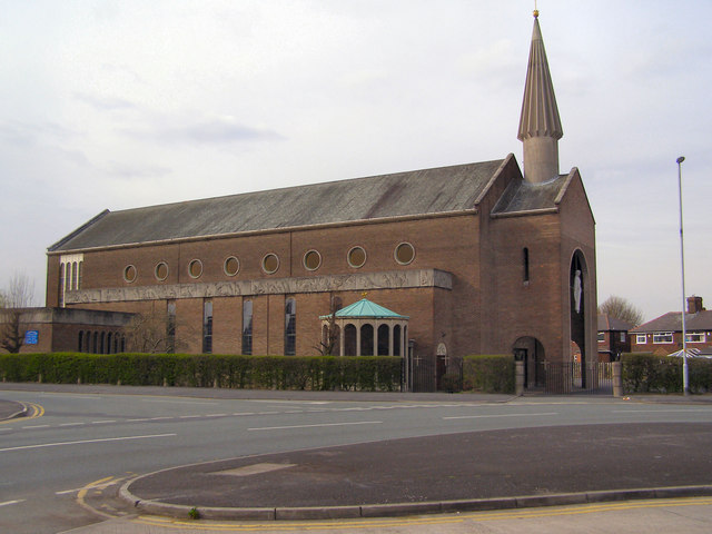 St Mary's Roman Catholic Church, Failsworth
