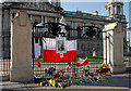 J3374 : Lech Kaczynski tribute, Belfast : Week 15