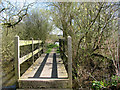 TM3899 : Footbridge on the Wherryman's Way : Week 15