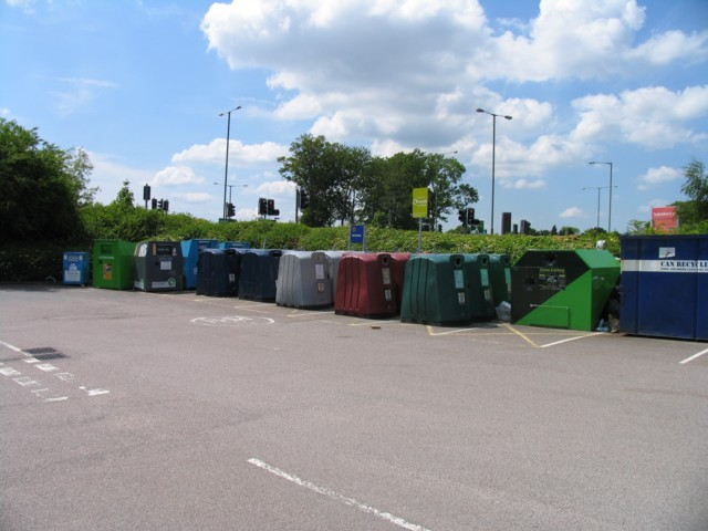 Sainsbury Recyclibg Bin Kitchen