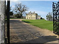 SU9416 : Driveway to Lavington House by Dave Spicer