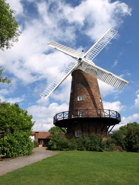 Green's Mill, Sneinton