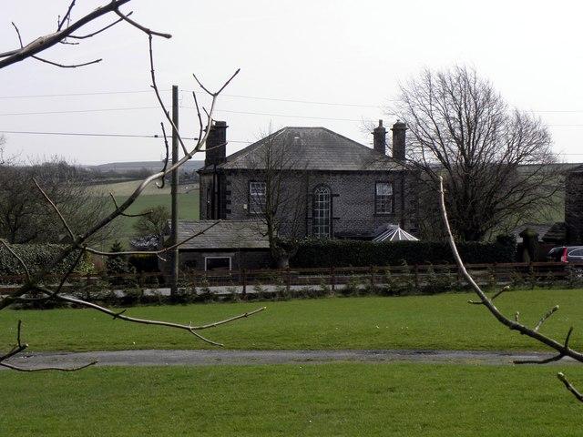 Prospect House from Lighthazles Chapel Road