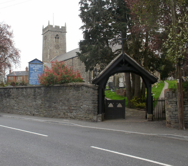 St Augustine Church, Rumney