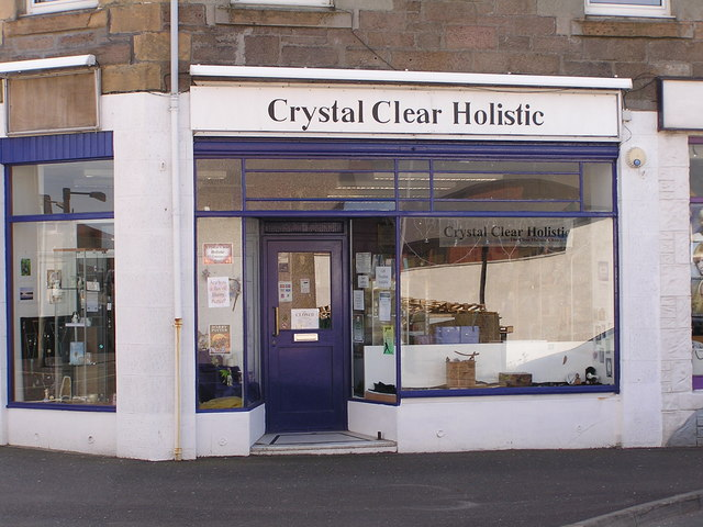Crystal Clear Holistic, Commercial Road