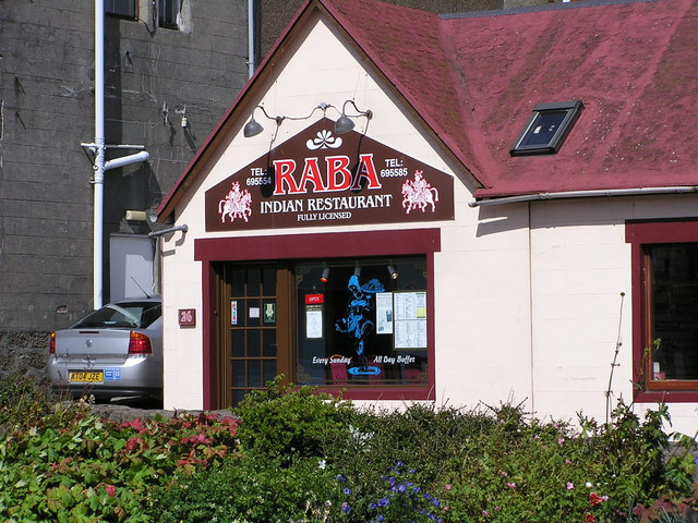 Raba Indian Restaurant, Commercial Road