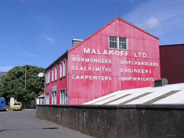 Malakoff Ltd, North Ness