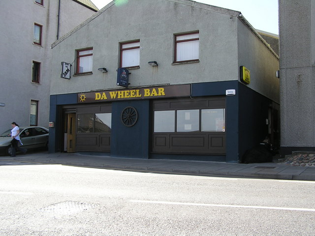 Da Wheel Bar, Commercial Road