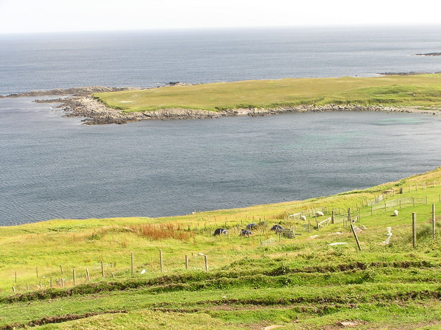 Bay of Fladdabister