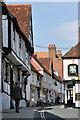 SU8821 : Red Lion Street - Midhurst, West Sussex : Week 15