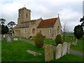 SP9554 : Church of St. Mary the Virgin, Carlton by Cameraman