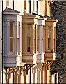 J5082 : Oriel windows, Bangor by Rossographer