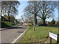 SU3915 : Springford Road, Aldermoor by Alex McGregor