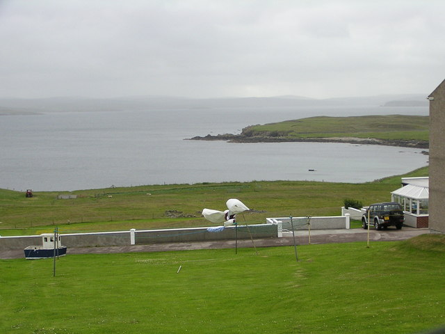 Sand Wick, Whalsay