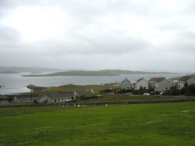 Symbister, Whalsay