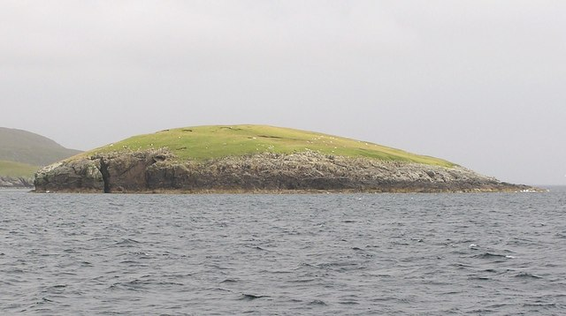 Hunder Holm, Lunning Sound