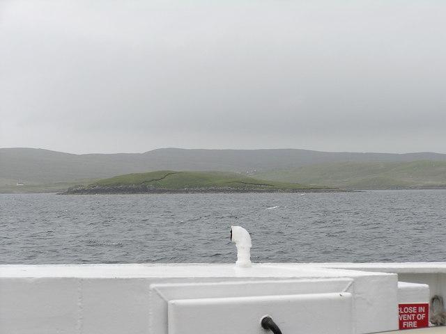 Green Isle, Dury Voe