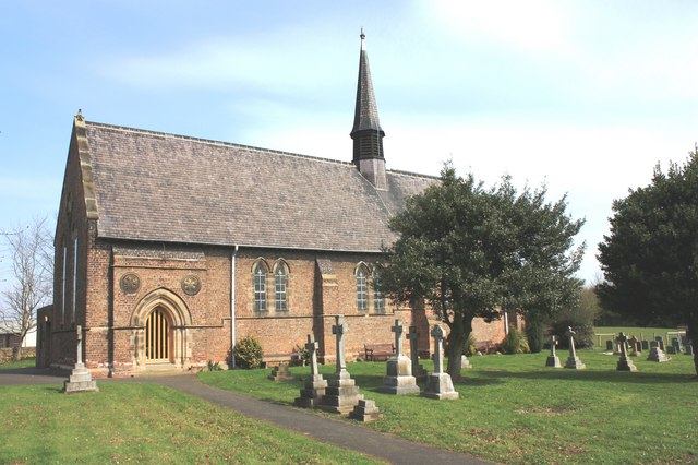 Church of St Peter, Wolviston
