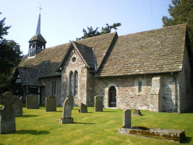 St Michael's Church, Woolstaston © Richard Law :: Geograph ...