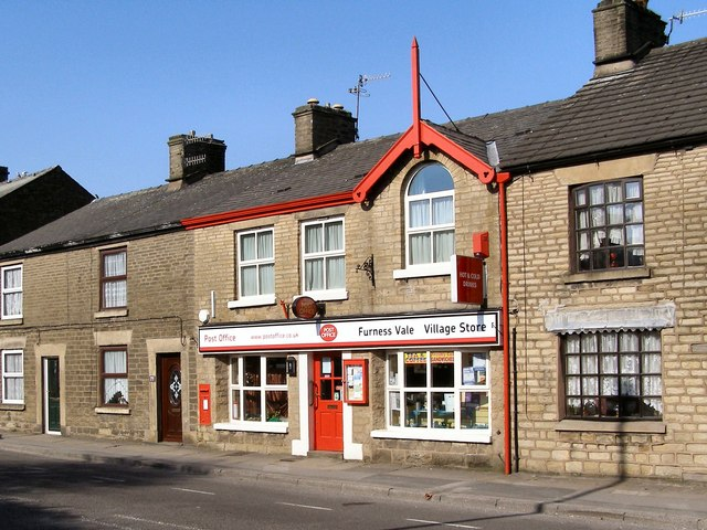Furness Vale Post Office & Village Store