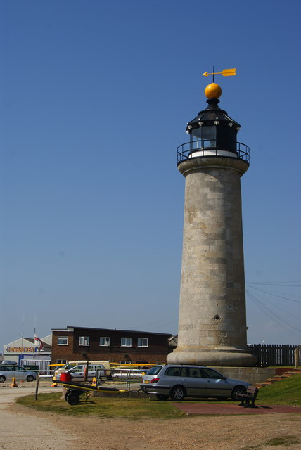 Lighthouse, Shoreham Harbour, Sussex