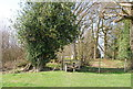 TQ7039 : Stile, High Weald Landscape Trail by N Chadwick