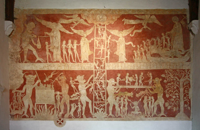 Medieval Painting Wall Murals