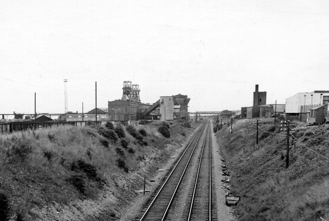 Blackhall Colliery Station (1936 - 1964)