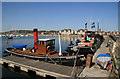 TQ7670 : Marina and St Mary's Island, Chatham by Chris Allen