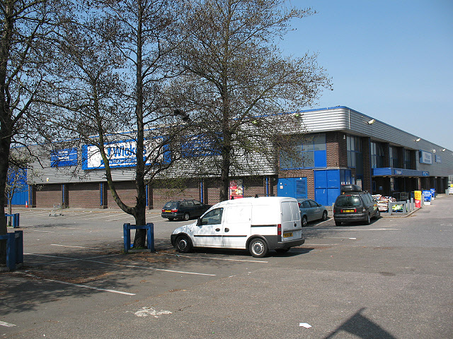 Wickes DIY, Woolwich Road