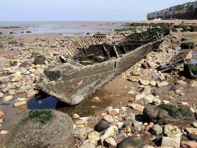 Shipwreck, Hunstanton