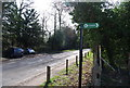 TQ6940 : High Weald Landscape Trail off Brenchley Rd by N Chadwick