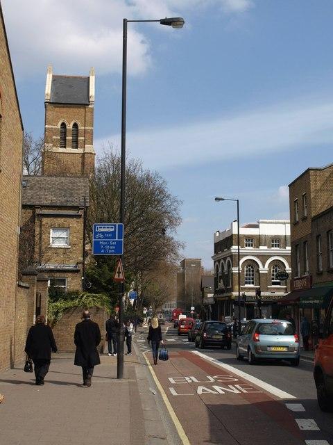 Glenthorne Road, Hammersmith