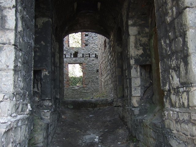 Aberthaw Lime Works - South West Entrance