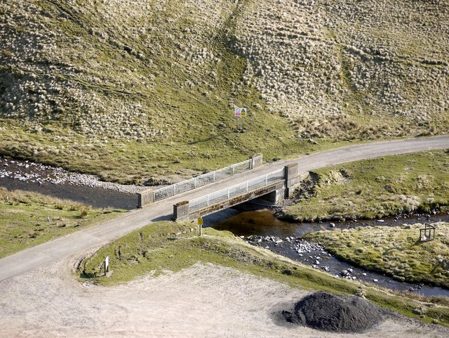 Buckham's Bridge, Blindburn
