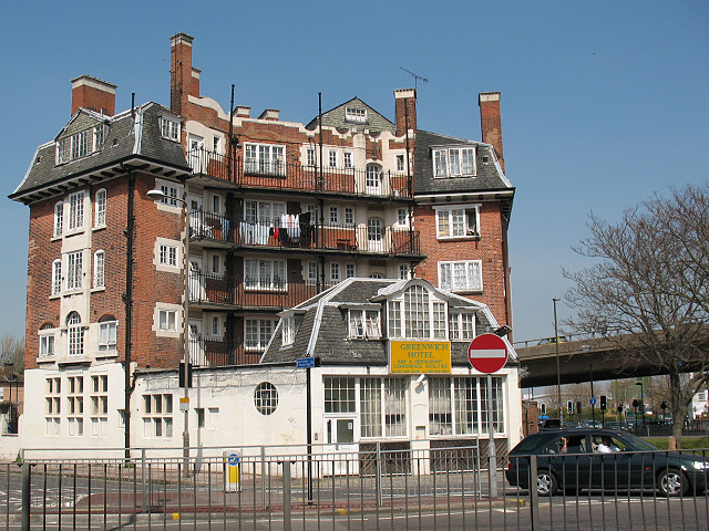 The Greenwich Hotel (old fire station)