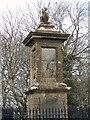 ST7270 : Sir Bevil Grenville's Monument, Lansdown Battlefield, near Bath by Rick Crowley