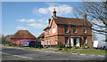 TQ4839 : The Sussex Oak Public House by Oast House Archive