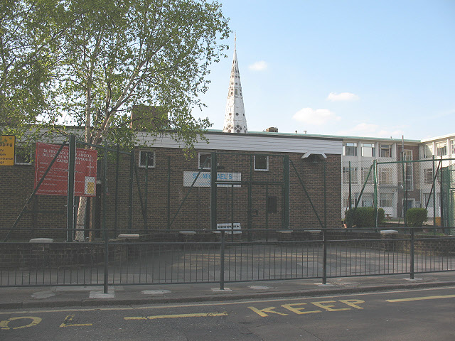 St Michael & All Angels church, Camberwell