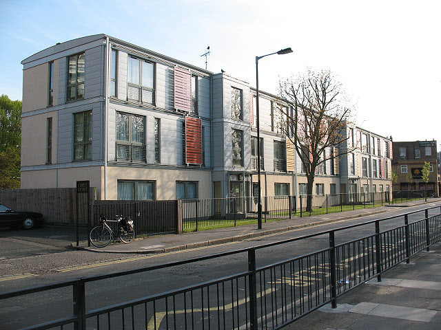 Carey Court, Wyndham Road, Camberwell
