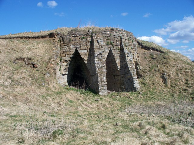 Lime Kilns, Greenchesters