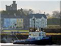 J5980 : Dredging Donaghadee harbour 2010-5 : Week 16