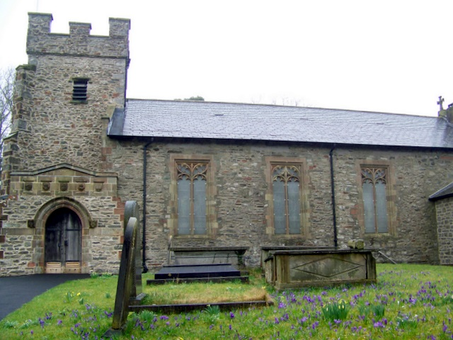 Church of St Michael and the Holy Angels, Pennington