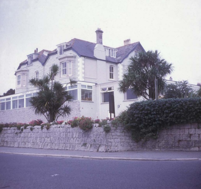 Foyer Hotel Cornwall : Membly hall hotel g e jeal geograph britain and ireland