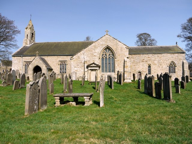 Church of St Cuthbert, Elsdon