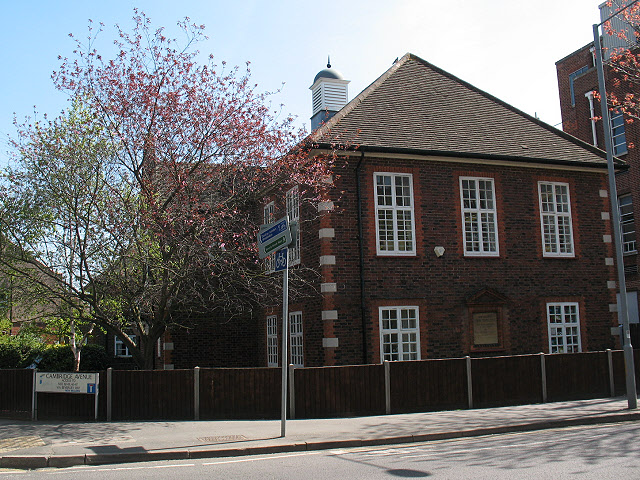 Christ Church, New Malden: parish hall
