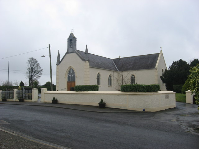 Church at Reaghstown, Co. Louth